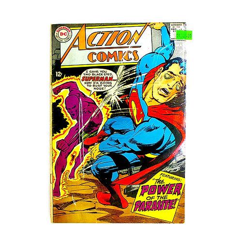 ACTION COMICS SUPERMAN NO 361 MAR
