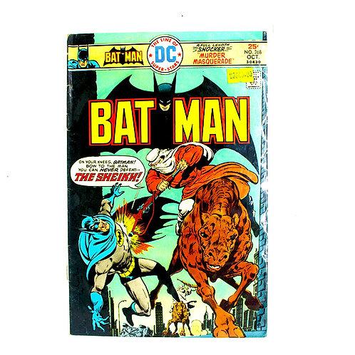 BATMAN NO 268 OCT