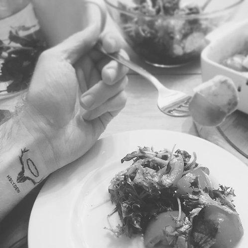 Temporäres Tattoo