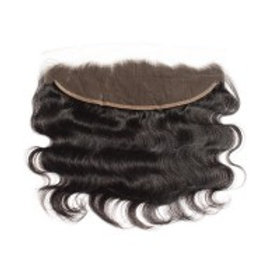 Virgin Brazilian Body Wavy Free Part Lace Frontal