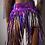Thumbnail: purple glam dress