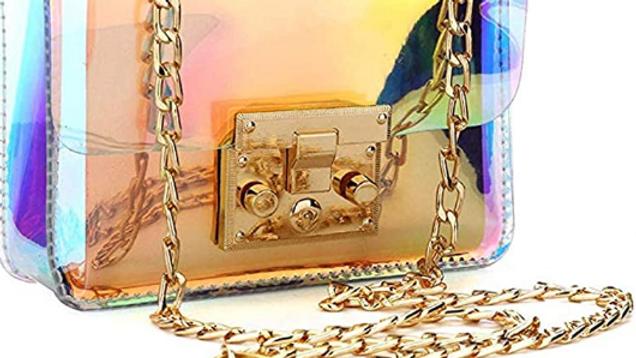holographic purse