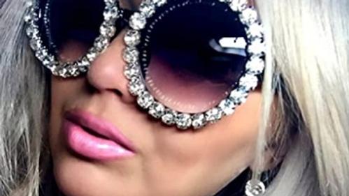 big diamond sunglasses