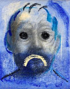 Self-Portrait as a Jaded Old Man