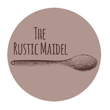 Rustic Maidel Logo