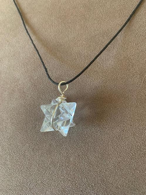 Merkaba pendant