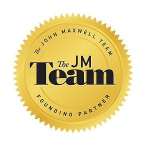 John MaxwellTeam Founding Partner Seal