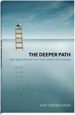 Deeper path book cover image
