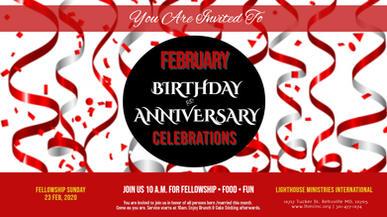 2020 Feb - Birthday Invitation (TV) at L