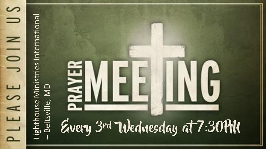 3rd Wednesday Fasting & Prayer.jpg