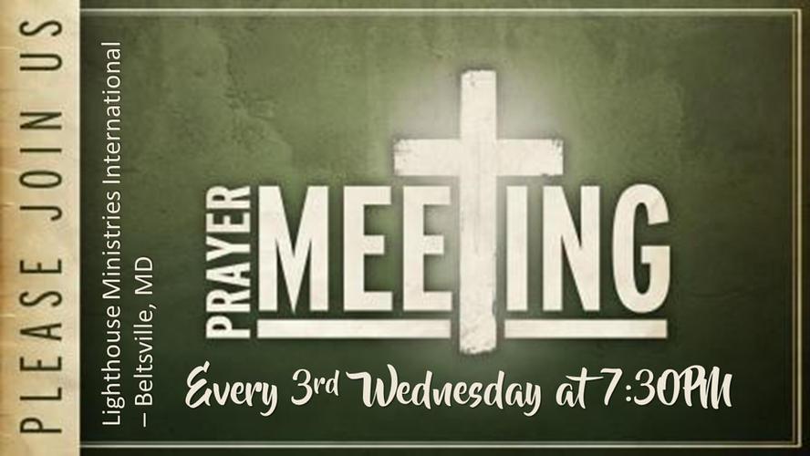 3rd Wednesday Fasting & Prayer.jpg