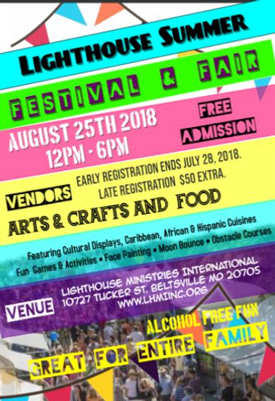 Lighthouse Summer Festival & Fair