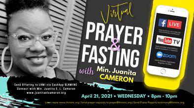 Slide11-4 Monthly Fasting  Virtual Praye