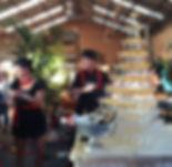 Company anniversary corporate event dinn