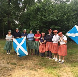 Teambuilding-Highland games