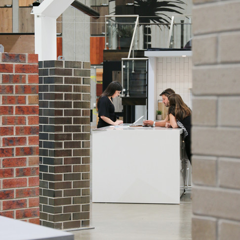 Austral Brick Pillars