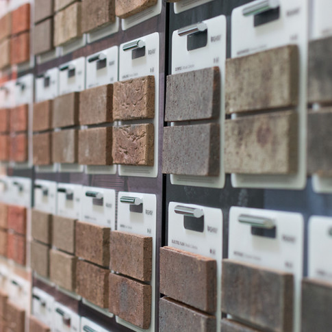 PGH Bricks & Pavers wall