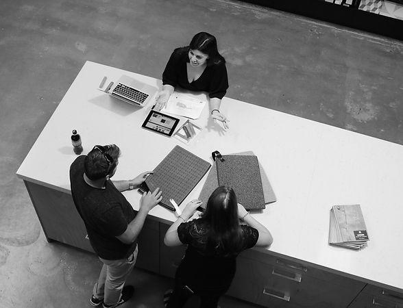 Galerie Selction Studio Consultation