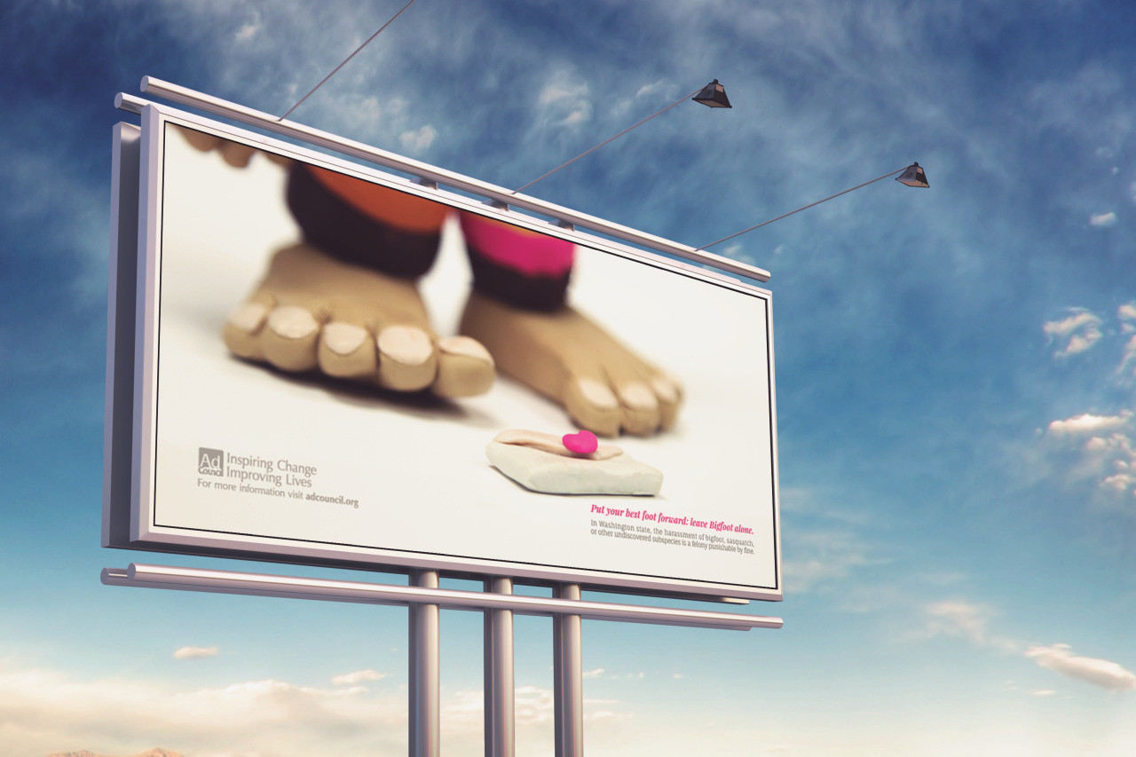 Outdoor Ad
