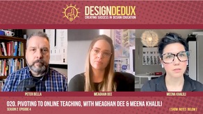 Design Education in Higher-Ed: Response to the COVID-19 Pandemic