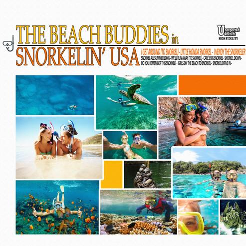 The Beach Buddies in Snorkelin' USA!