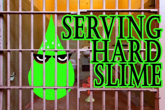 Serving Hard Slime