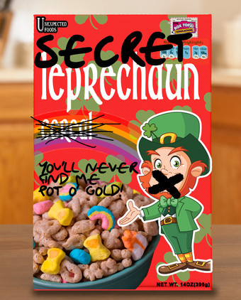 Secret Leprechaun