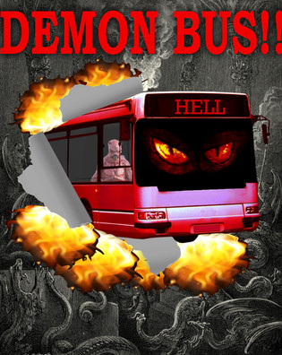 Demon Bus!!
