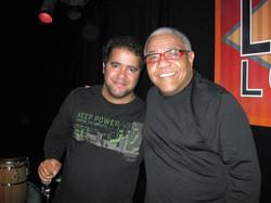 with Ignacio