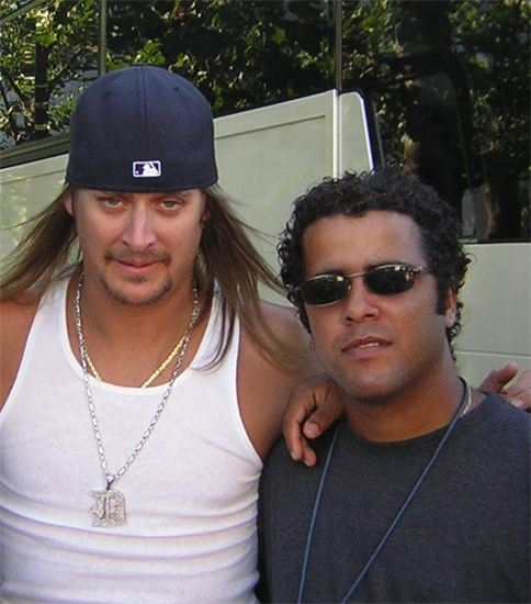 with Kid Rock