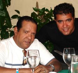 with my Dad & Best Teacher