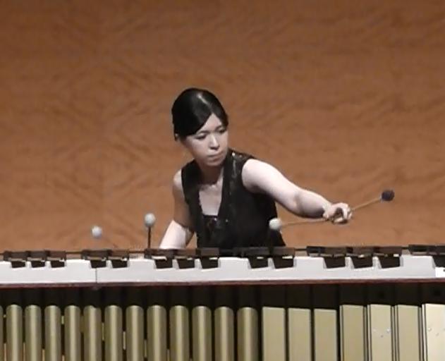 Karen Takaguchi Marimba Recital