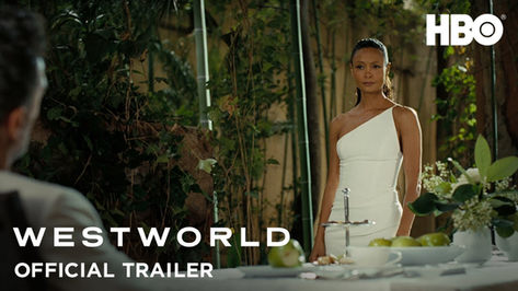 WESTWORLD III - OFFICIAL TRAILER