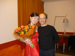 with maesto Ivo Venkov