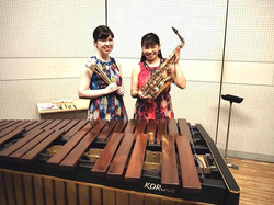 Duo Printemps Recital in Hiroshima