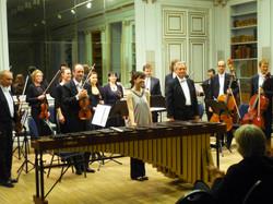 with Orkest der Lage Landen