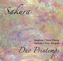 Duo Printemps 1st CD Sakura