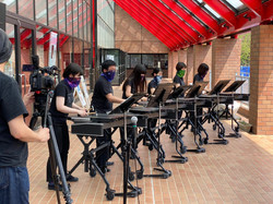 inc. percussion days in Kunitachi 2020