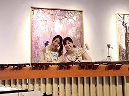 Marimba Duo Fuwari