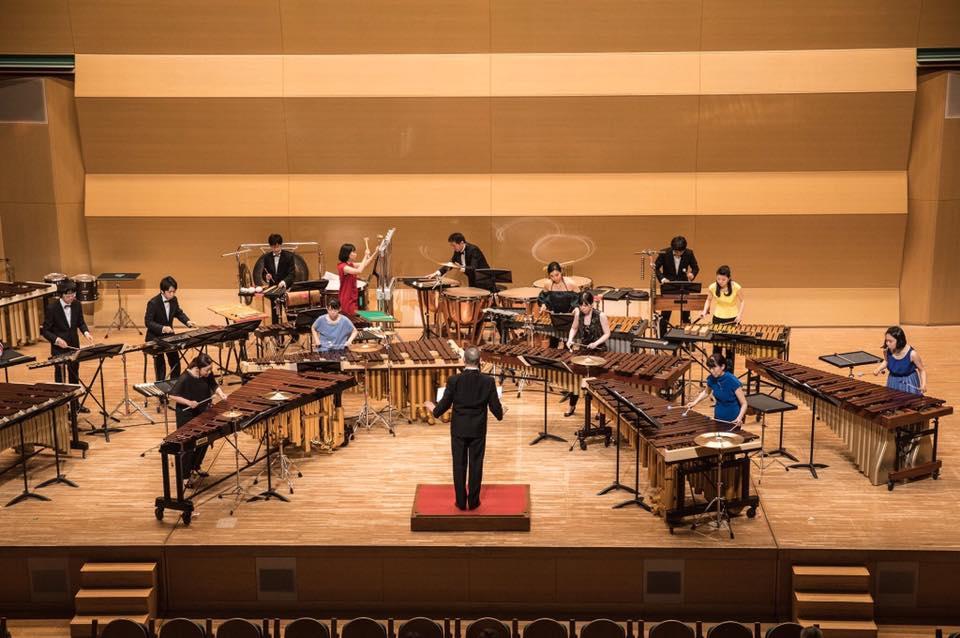 Phonix Marimba Orchestra IV