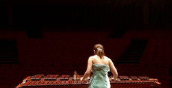 """Marimba-spektakel"" in Belgium"