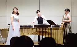 Karen Takaguchi Marimba Concert