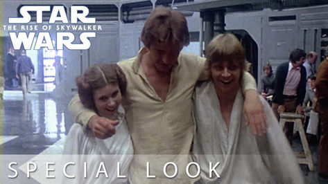 STAR WARS: THE RISE OF SKYWALKER - SPECIAL LOOK