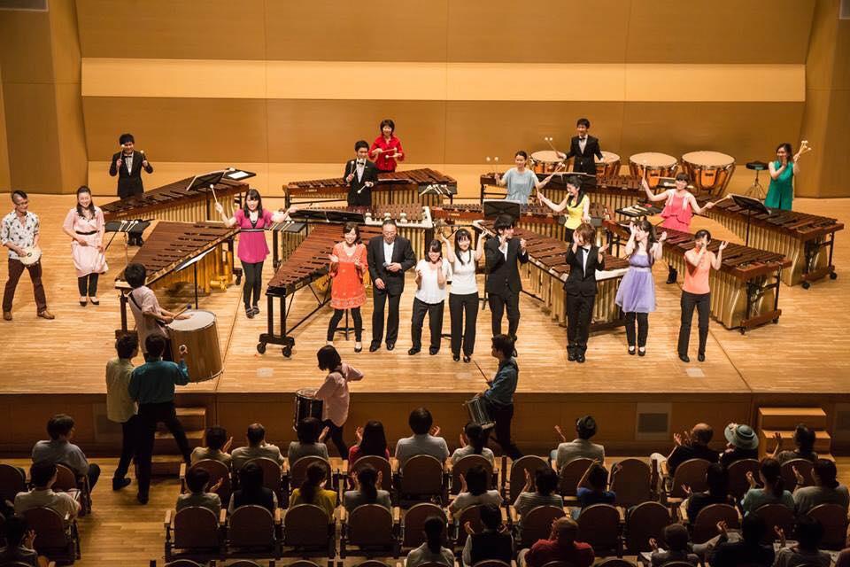 Phonix marimba orchestra II