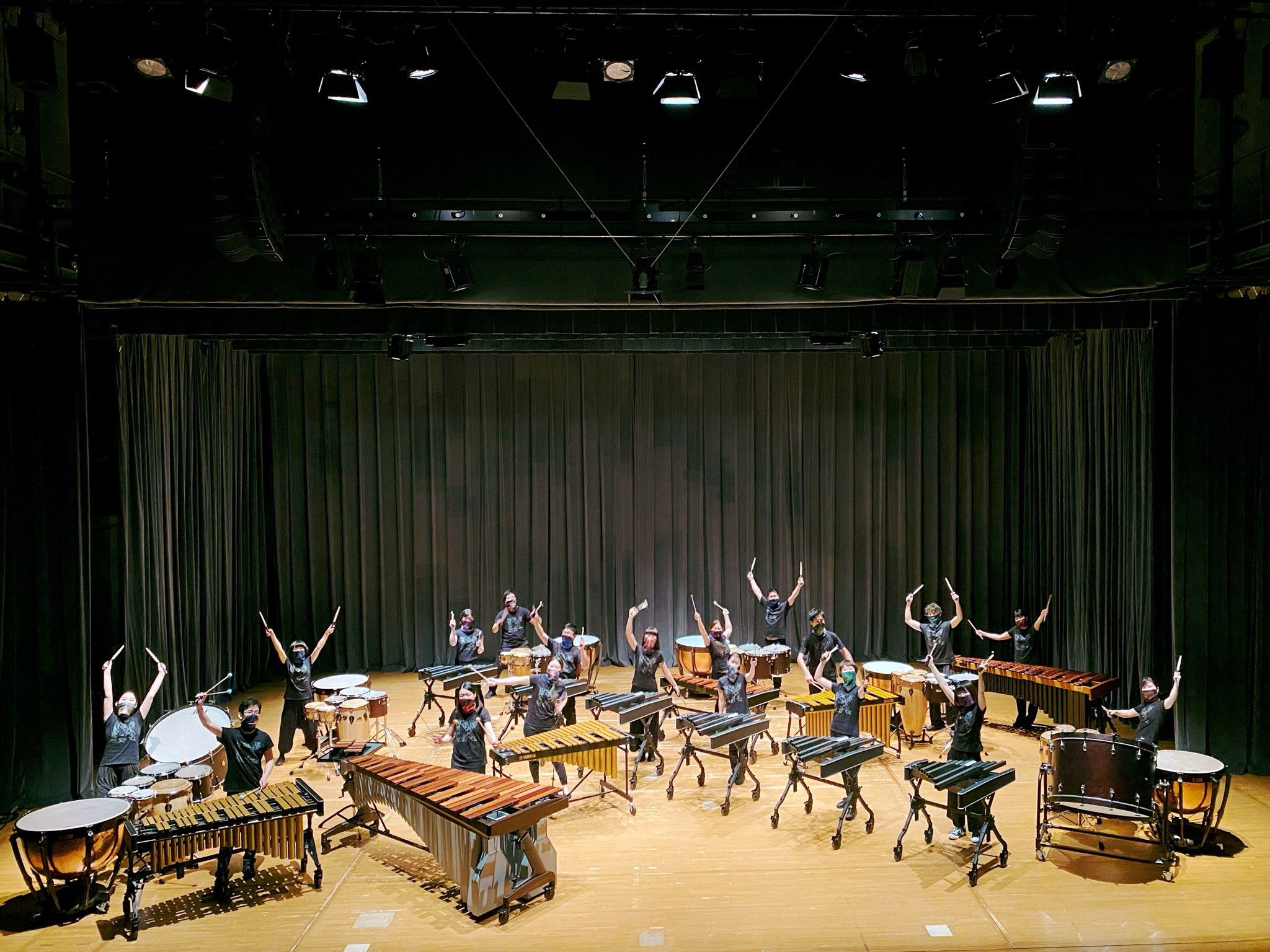 inc. percussion days 2020