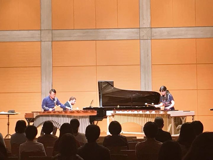 Chin Cheng Lin Marimba Recital