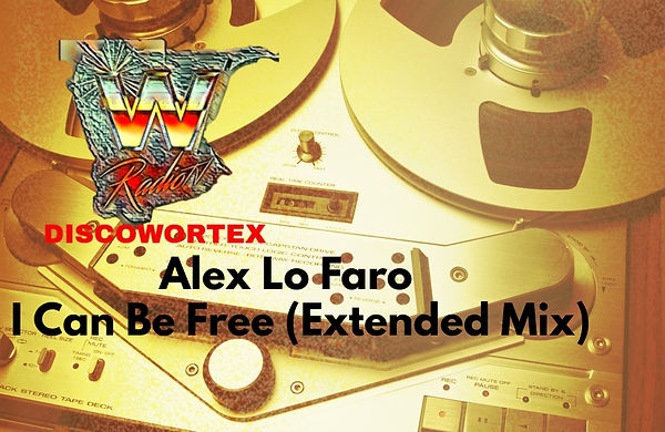 discowortex - Alex Lo Faro - I Can Be Free (Extended Mix).jpg