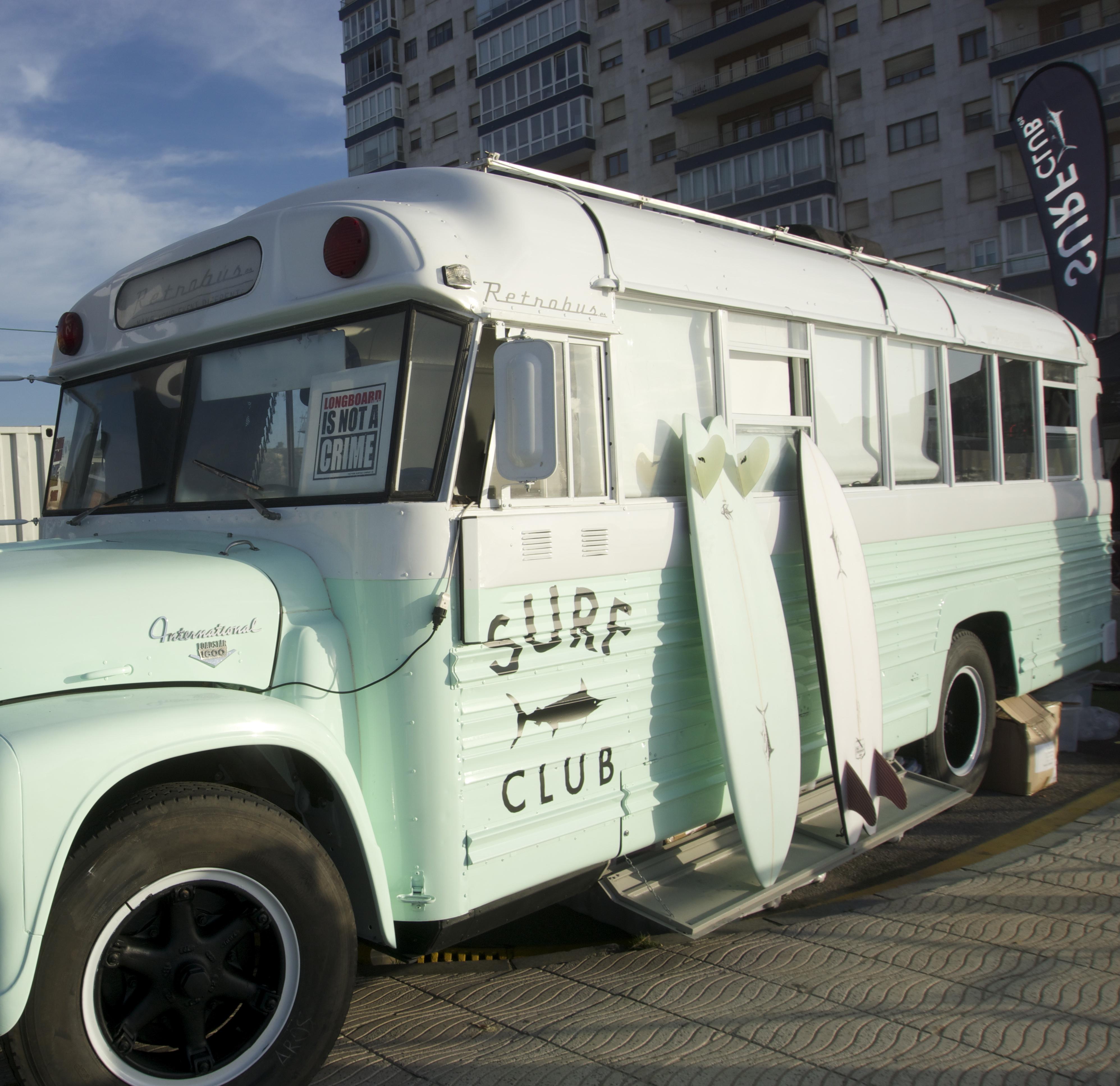 Campaña para Surf Club