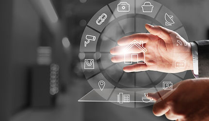 Insurance technology (Insurtech) concept