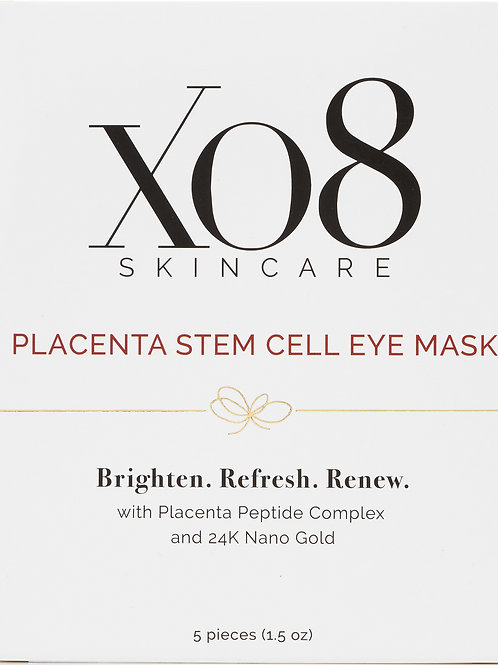 X08 Placenta Stem Cell Eye Mask
